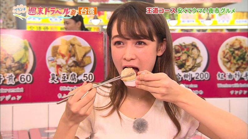【疑似フェラキャプ画像】そんなエロい顔しながら食レポされても変な妄想しかできないよw 18