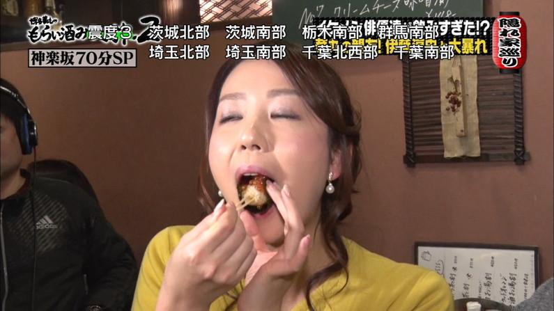 【疑似フェラキャプ画像】そんなエロい顔しながら食レポされても変な妄想しかできないよw 19