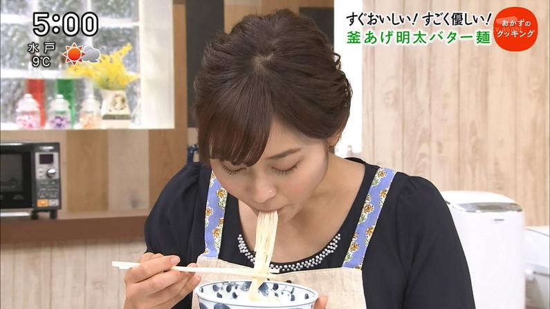 【疑似フェラキャプ画像】そんなエロい顔しながら食レポされても変な妄想しかできないよw 20