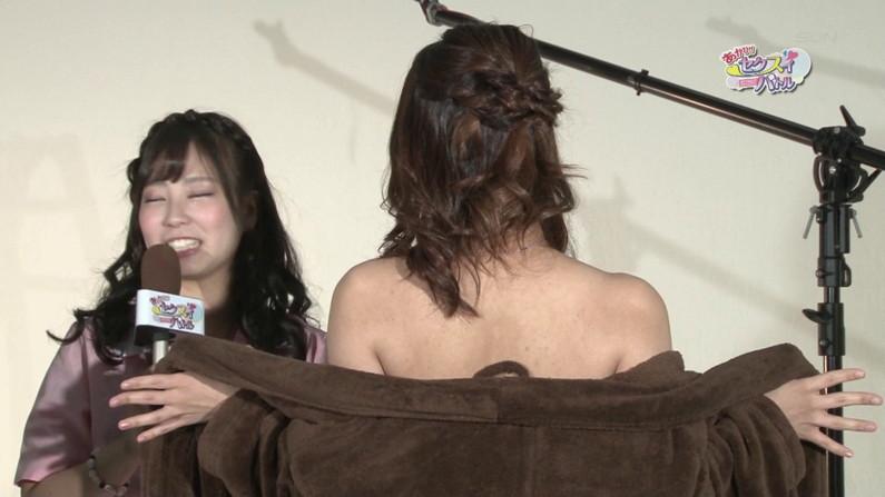 【お宝キャプ画像】ケンコバのバコバコTVで「水着美女の身体で福笑い」とか言う企画やってたぞw 22