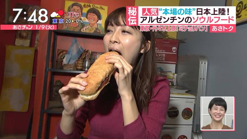【疑似フェラキャプ画像】こんなドスケベな顔しながら食レポされたら違う事想像してしまうよなw