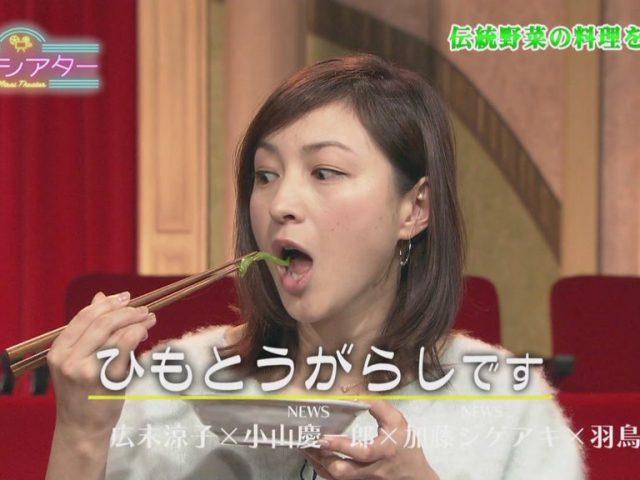 【疑似フェラキャプ画像】どうしても食レポの時にフェラ顔になっちゃうタレント達w 07