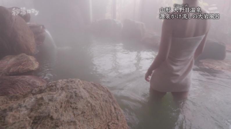 【温泉キャプ画像】やっぱりいつ見てもタレントさん達の入浴シーンってセクシーだよなw 05