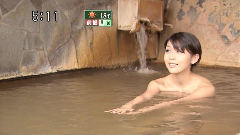 【温泉キャプ画像】やっぱりいつ見てもタレントさん達の入浴シーンってセクシーだよなw 17