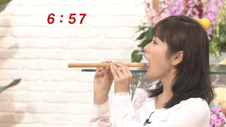 【疑似フェラキャプ画像】このタレント達って食レポしながらフェラの練習でもしてるんでしょうか?ww 22