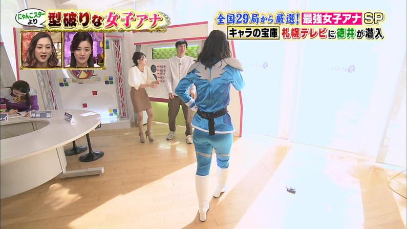 【お尻キャプ画像】ピタパン履いてムッチリエロいお尻が強調されてるタレント達w 08
