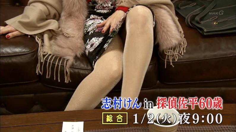 【パンチラキャプ画像】テレビにがっつりパンツ見せちゃったタレント達ww 07