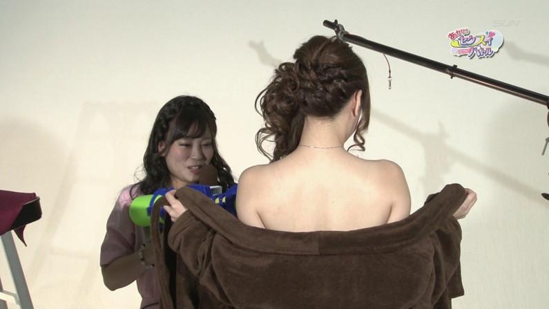 【お宝キャプ画像】ケンコバのバコバコTVに出てた透けパン美女とTバック美女がエロすぎww 29