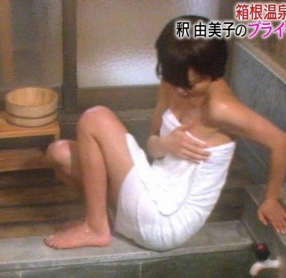 【温泉キャプ画像】やっぱり美女が出てる温泉番組って見てしまうよなw 10