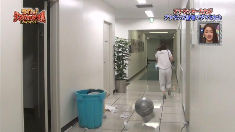 【お尻キャプ画像】ピタパン履いて綺麗なヒップライン見せつけてるタレント達w 14