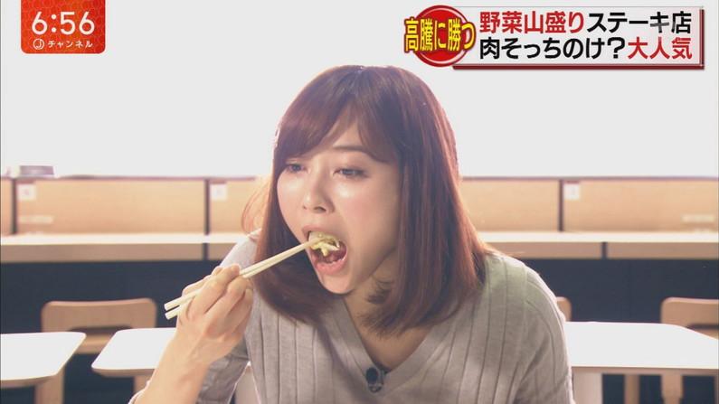 【疑似フェラキャプ画像】タレントさん達が食レポしてるとどうも疑似フェラに見えてくるんだがw