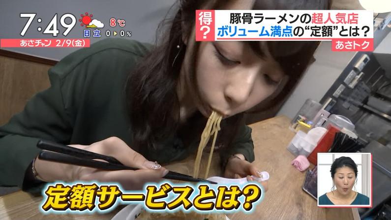 【疑似フェラキャプ画像】タレントさん達が食レポしてるとどうも疑似フェラに見えてくるんだがw 01