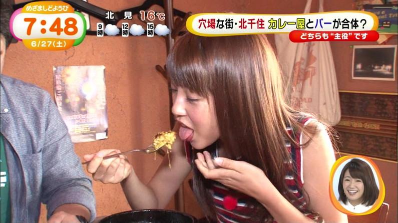 【疑似フェラキャプ画像】やらしい顔しながら食レポするタレントさん達っていったい何考えてるんでしょうね?w 04