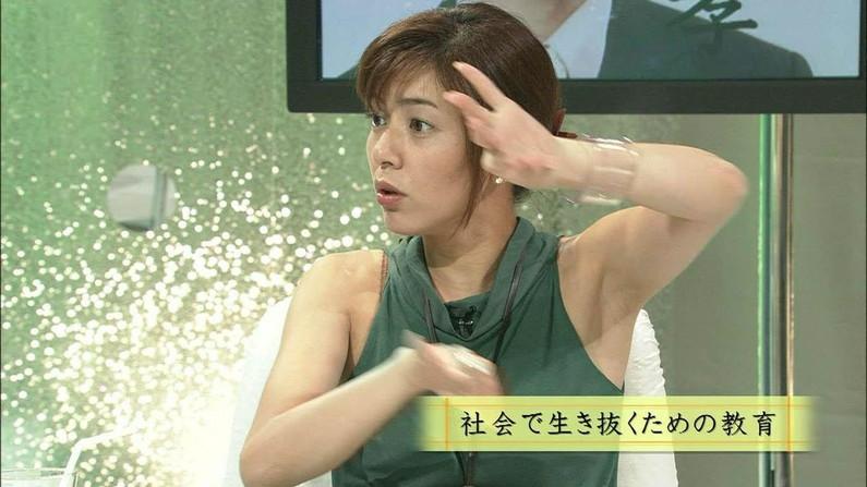 【脇キャプ画像】脇マンコと呼ばれてもおかしくないタレント達のエロい脇w 15