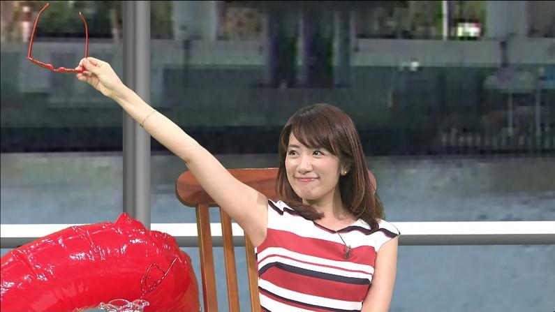 【脇キャプ画像】脇マンコと呼ばれてもおかしくないタレント達のエロい脇w 20