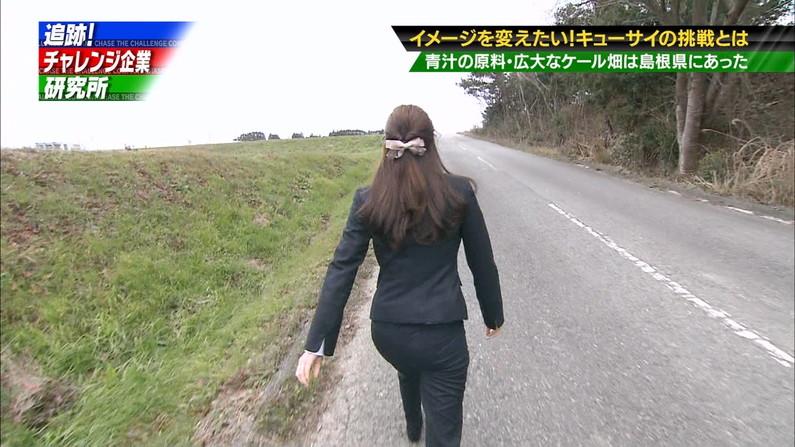 【お尻キャプ画像】ピッタリしたズボン履いてエロいお尻のライン丸出しのタレント達w 09