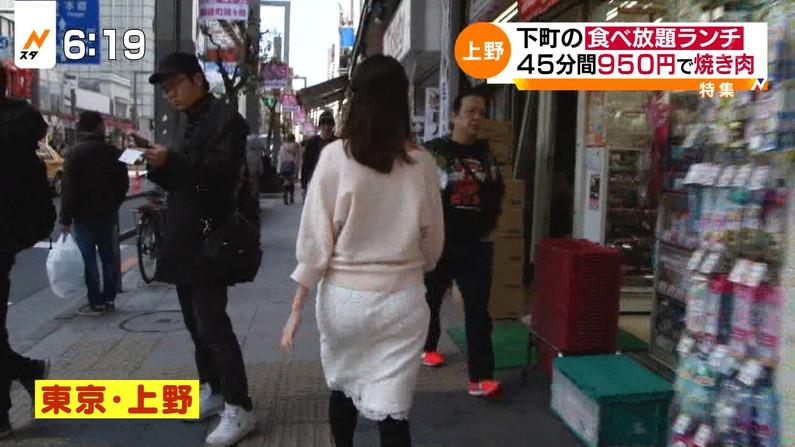 【お尻キャプ画像】ピッタリしたズボン履いてエロいお尻のライン丸出しのタレント達w 17
