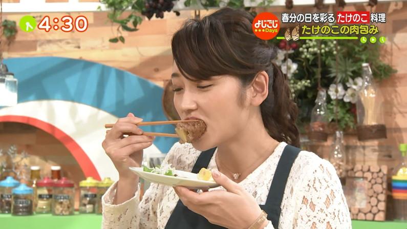 【疑似フェラキャプ画像】疑似フェラしてるように食レポしてるタレント達w 15