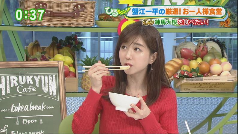【疑似フェラキャプ画像】疑似フェラしてるように食レポしてるタレント達w 17