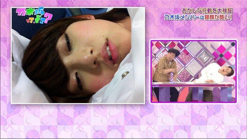 【寝顔キャプ画像】マジでタレントさん達の寝顔って可愛いですよねw 12