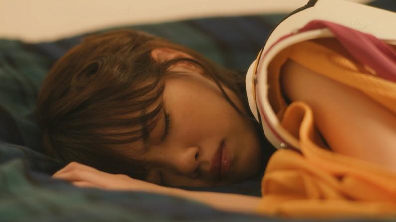 【寝顔キャプ画像】マジでタレントさん達の寝顔って可愛いですよねw 17