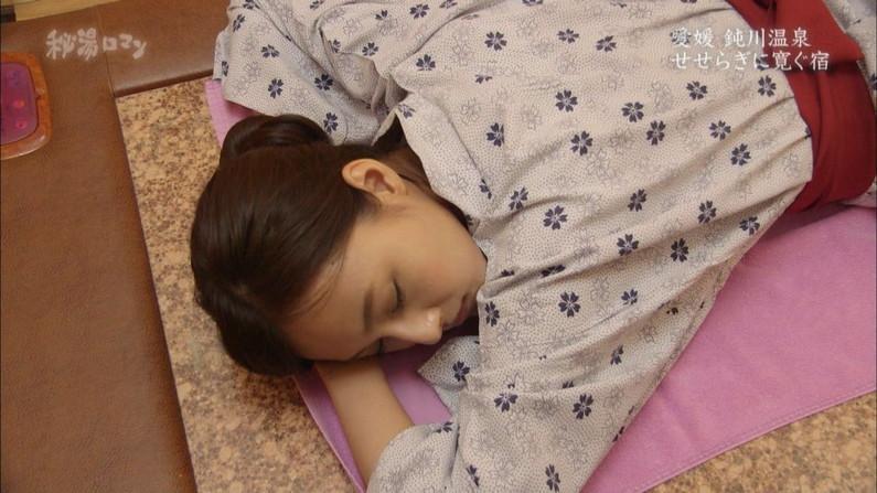 【寝顔キャプ画像】マジでタレントさん達の寝顔って可愛いですよねw 24
