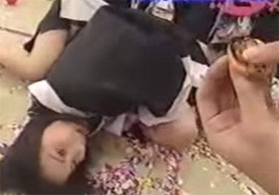 """【放送事故】1997年にフジで放送された""""テレビ史上最も低俗な番組""""がヤバ過ぎる。BPO職員が失神するレベル"""